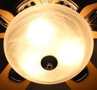 Harbor Breeze Crosswinds 52-in White Incandescent Indoor ... on