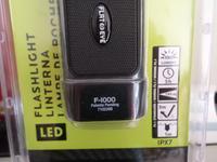 Panther Vision Flat Eye 1000-Lumen LED Flashlight (Battery Included