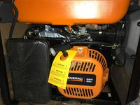 Generac Rapid Start 5500-Running-Watt Gasoline Portable Generator at