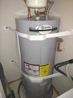 HoldRite Quick Strap Deluxe Universal Steel Water Heater