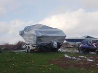 Blue Hawk 20-in W x 1000-ft L Clear Plastic Stretch Wrap at Lowes com