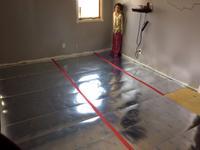 FloorComfort 100-sq ft Premium 2mm Flooring Underlayment at Lowes com