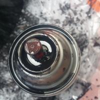 Krylon High Heat Max Specialty High Heat Satin Black Spray