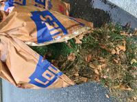 Garbax 5-Pack 30-Gallon Brown Paper Leaf Trash Bag at Lowes com