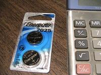 Energizer Lithium CR2025 Coin Batteries (2-Pack) at Lowes com