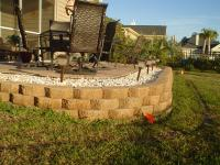 Basic Terracotta Retaining Wall Block Common 4 In X 12 In Actual