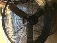 Utilitech Pro 36-in 2-Speed Indoor High Velocity Fan at