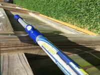 Aqua EZ 2-piece telescopic 16 ft Aluminum Pool Pole at Lowes com