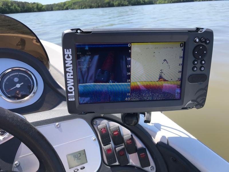 HOOK² 7x with TripleShot Transducer and GPS Plotter | Lowrance USA
