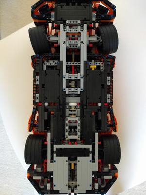 Porsche 911 Gt3 Rs 42056 Technic Lego Shop