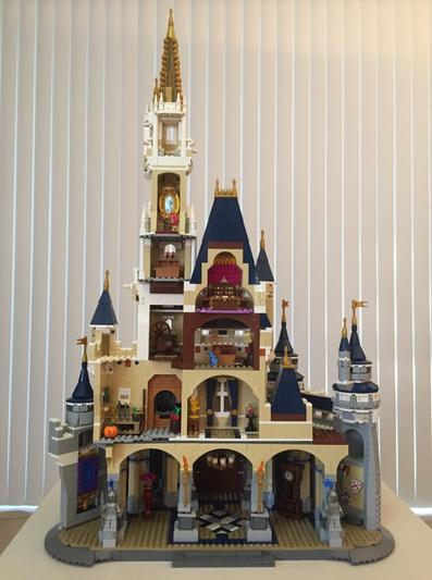 The Disney Castle 71040 Disney Lego Shop
