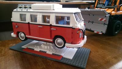 Volkswagen T1 Camper Van 10220 Creator Expert Lego Shop