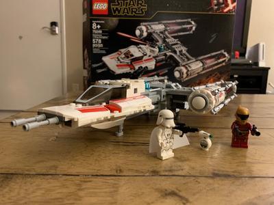 Lego D-O 75249 Babu Frik/'s Droid Y-Wing Starfighter EPS 9 Star Wars Minifigure