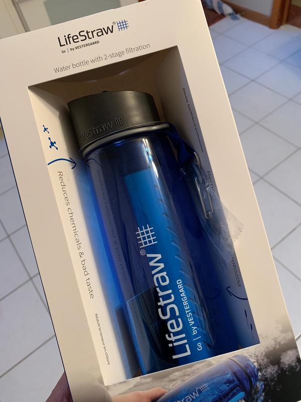 LifeStraw Go - Advanced Water Filter Bottle | LifeStraw Water