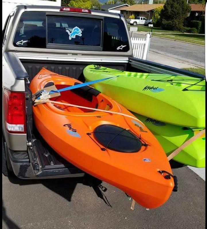 Lifetime lancer kayak