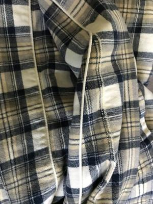 Heritage Chamois Flannel Sheet Collection Plaid