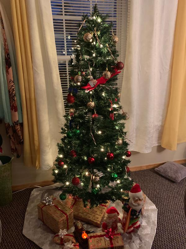 Pre Lit Christmas Tree That Puts Itself Up.6 Ft Pre Lit Pop Up Christmas Trees