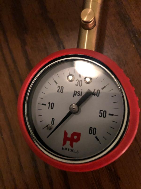 Brand new gauge