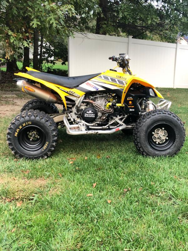 06 YFZ450 Special Edition