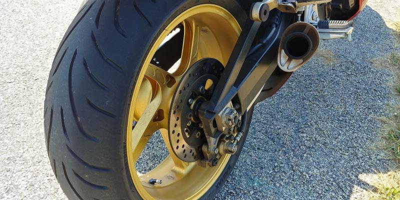Bridgestone Battlax Sport Touring T31 Rear Tire