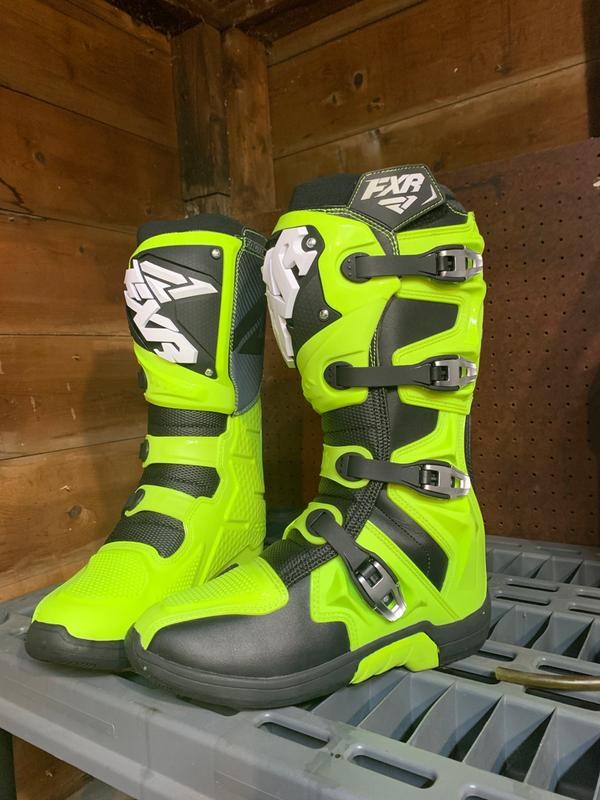 FXR Factory Ride Boots