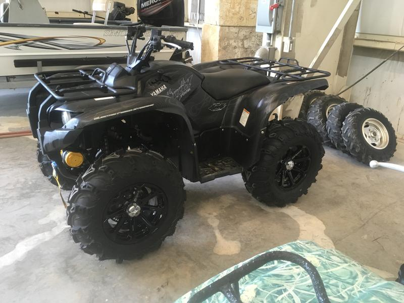 ITP Mud Lite II Tire