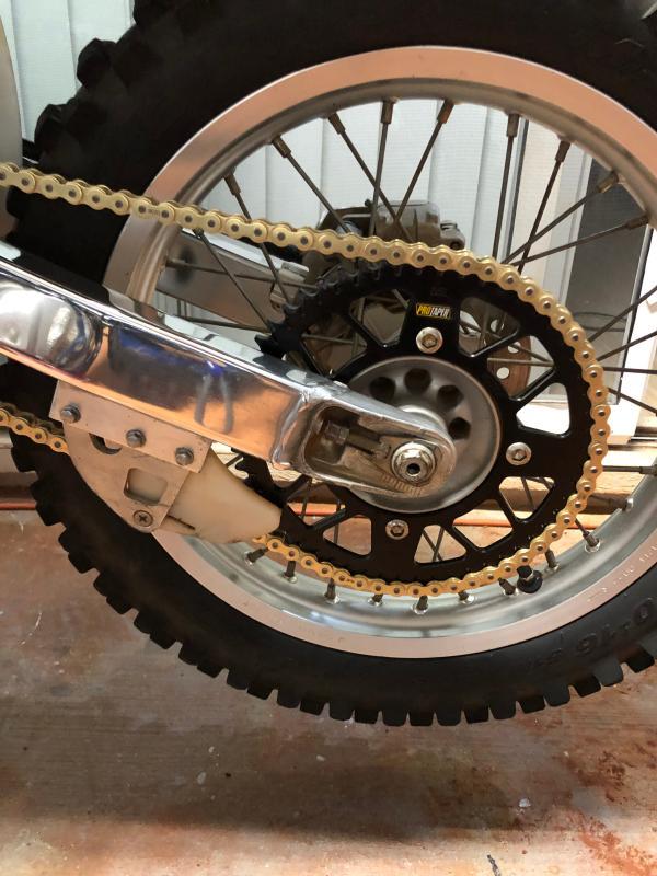 Pro Taper Rear Sprocket   MotoSport