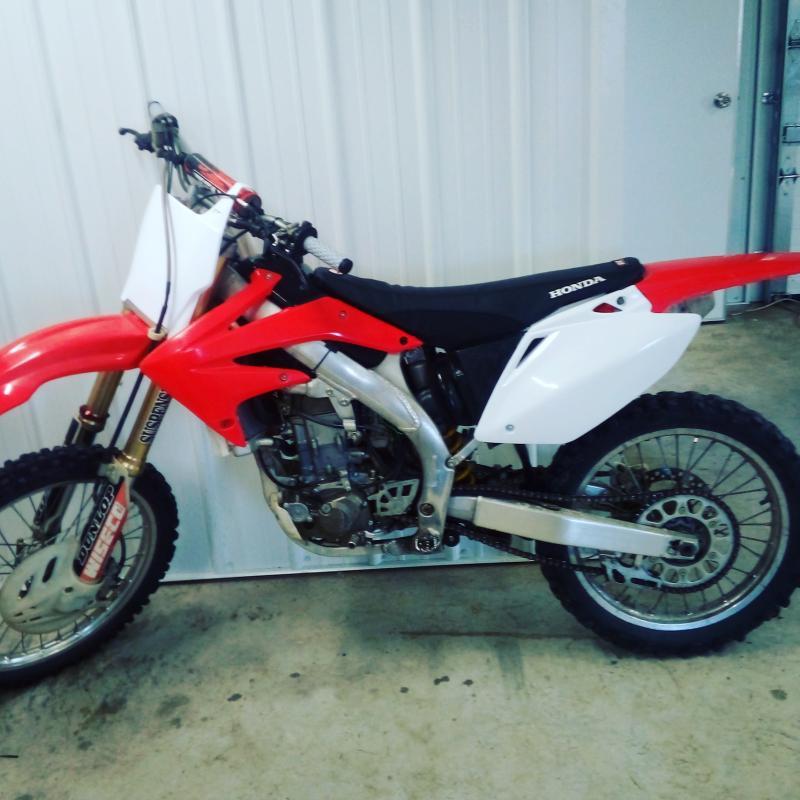 My bike now