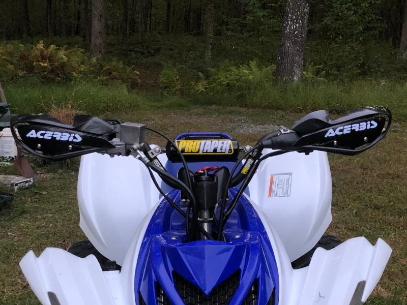 Pro Taper Seven Eighths Handlebars Standard 7//8 Black Yamaha Mini