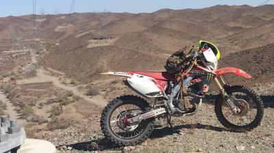 Maxxis Maxxcross Desert IT Front Tire