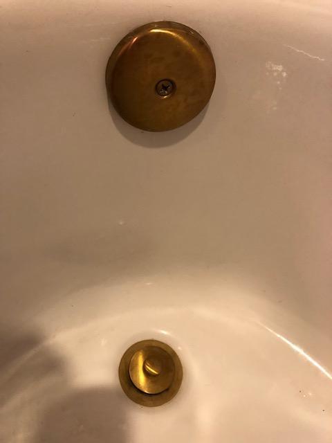 Oil Rubbed Bronze Moen T3692ORB Voss Moentrol Shower Only Volume Control
