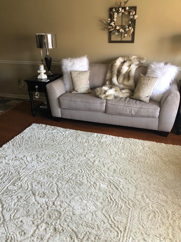 Francesca, Cream Rug - Mohawk Home