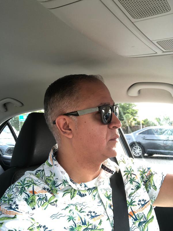 New Maui Jim TALK STORY Polarized Sunglasses  Storm//Gray GLASS 779-14B Square