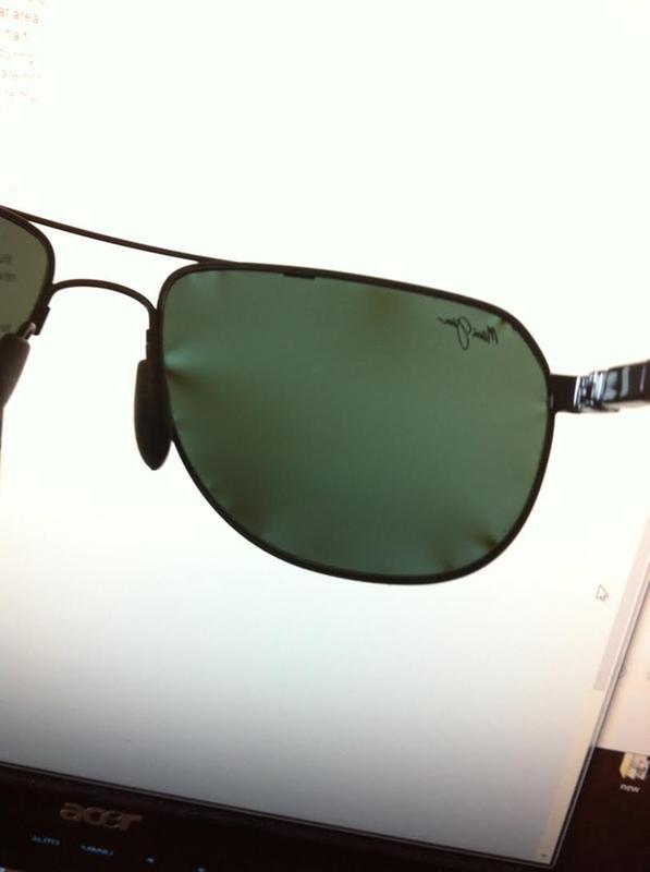 914a504e36 Guardrails Polarized Sunglasses