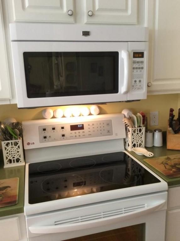 Our Maytag Microwave