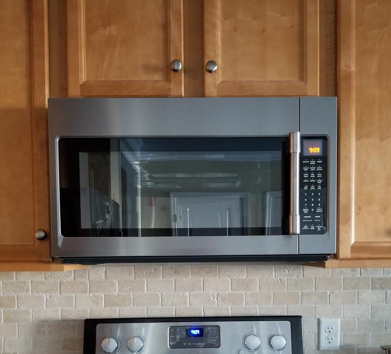 Maytag Microwave Convection Oven