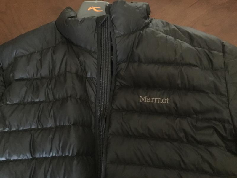 Marmot Hyperlight Down Jacket 81860-1132-XL Extra Large Mens Dark Steel