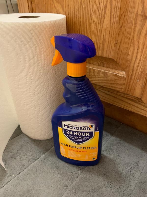 Multi Purpose Cleaner Citrus Microban24