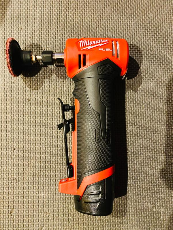 Right angle die grinder