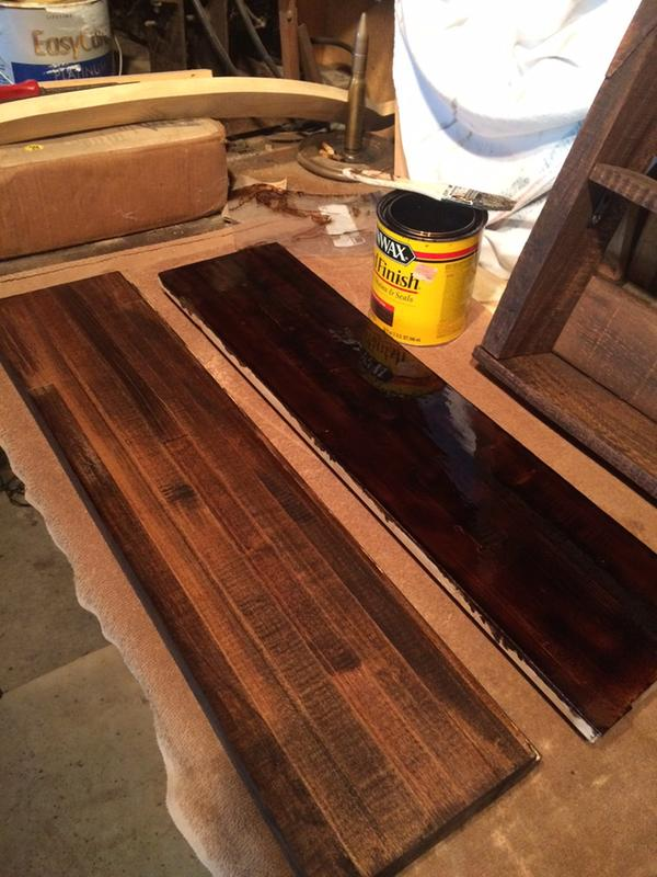 Minwax Wood Finish Oil Based Stain