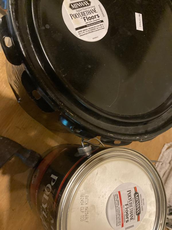 Minwax Super Fast Drying Polyurethane