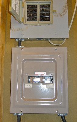 Reliance Generator Transfer Switch 60 Amp 240 Volt Model Tca0606d