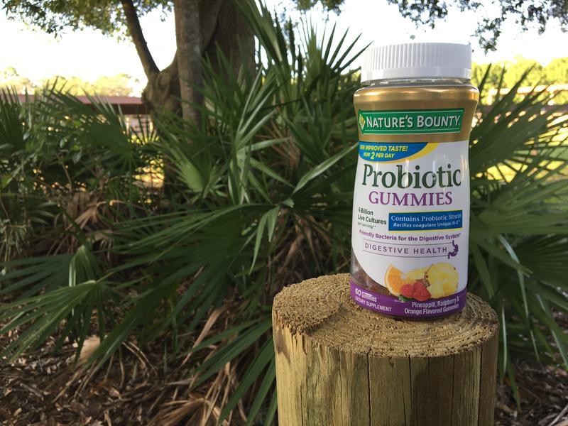Probiotic Gummies (60) | Nature's Bounty - Be Your Healthy Best
