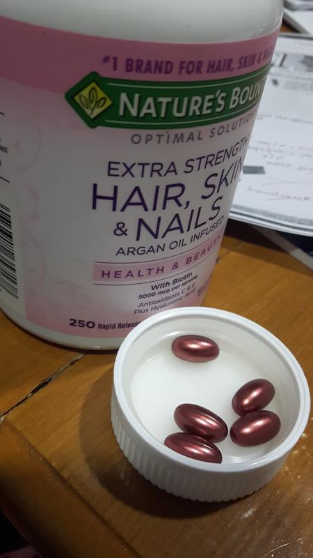 Extra Strength Hair Skin Nails 5 000 Mcg Of Biotin 150