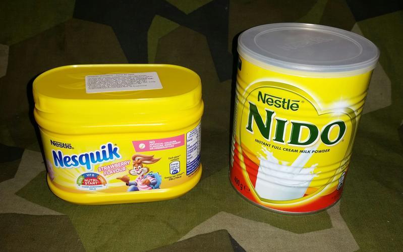 Small 8 oz  Strawberry Milk Powder | Nesquik®