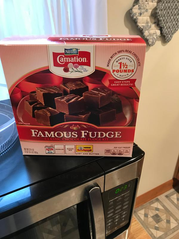 CARNATION® Famous Fudge | Very Best Baking