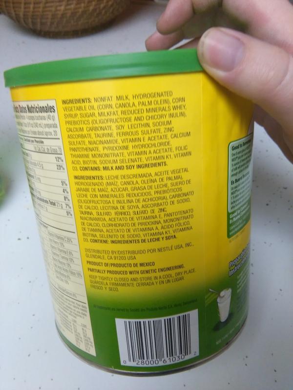 NIDO 3+ Powdered Milk   Nestlé NIDO®