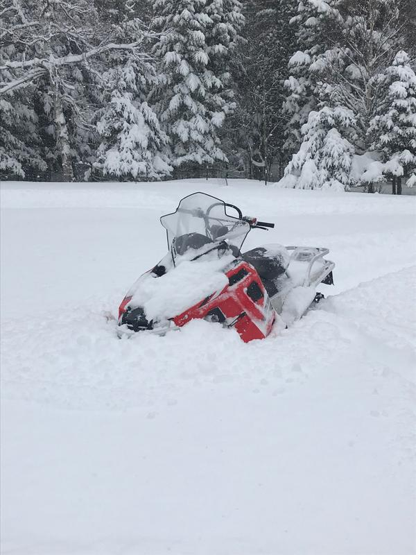 Blizzard Overheating