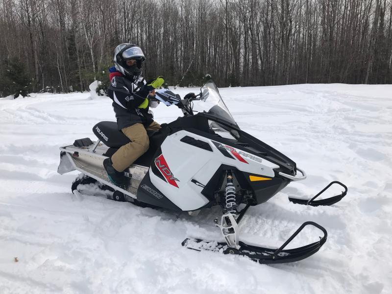 Reviews: 2019 Polaris INDY 121   Polaris Snowmobiles