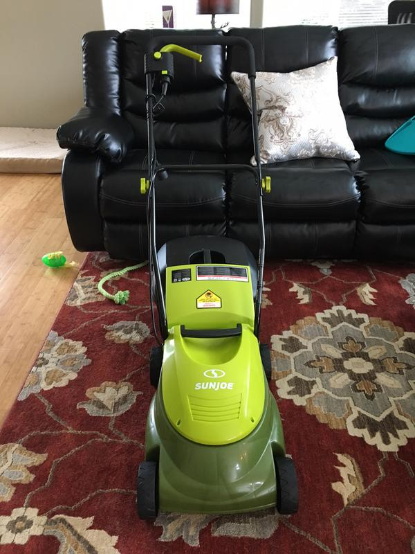 Sun Joe MJ401E Electric Lawn Mower | 14 inch | 12 Amp
